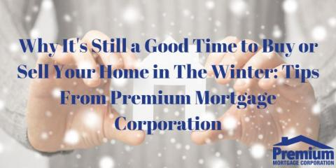Why It's Still a Good Time to Buy or Sell Your Home in the Winter: Tips From Loan Consultants, Amherst, New York