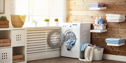 3 Steps to Stage a Laundry Room, Waterloo, Illinois