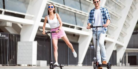 Why Your Apartment Search Should Include Access to Lime® Scooters, Hoboken, New Jersey
