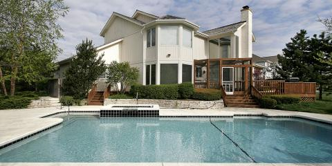 How a Swimming Pool Might Affect a Residential Real Estate Appraisal, Somerset, Kentucky