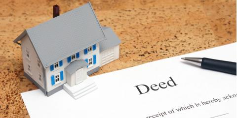 What Is a Property Deed?, Daleville, Alabama