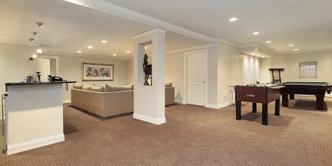 Does a Finished Basement Add Real Estate Value?, Black River Falls, Wisconsin