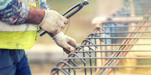 5 Tips for Working With Rebar Safely, Cincinnati, Ohio