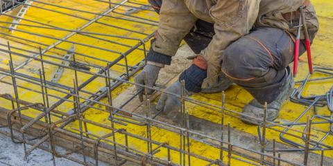 3 Tips for Choosing the Right Rebar for Your Project, Beacon Falls, Connecticut