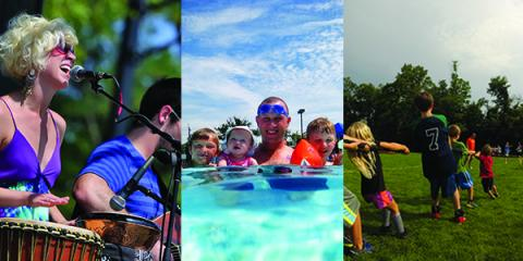Blue Ash Recreation Center Is The Place To Be This Summer, Springdale, Ohio