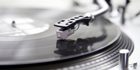 5 Signs a Turntable Needs a New Needle, Nashville-Davidson, Tennessee