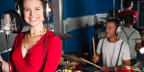 3 Reasons You Need to Use a Professional Recording Studio, South Riding, Virginia