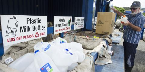 How Recycling Benefits the Planet, Miami, Ohio