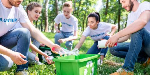 3 Environmental Benefits of Recycling, Franklin, Connecticut