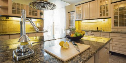 Common Questions About Natural Stone Countertops, Red Bank, New Jersey