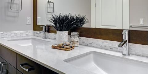 3 Reasons to Install a Double Vanity Countertop, Red Bank, New Jersey