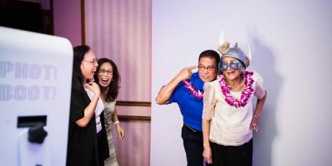 5 Prop Ideas for Wedding Photo Booths , Ewa, Hawaii