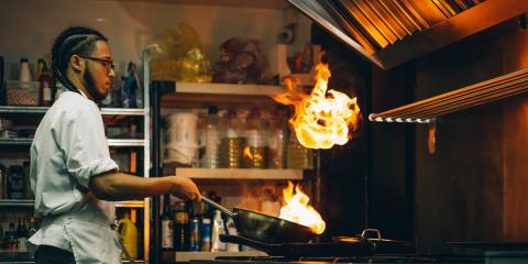 3 Flammable Foods You Should Cook With Care, Red Wing, Minnesota