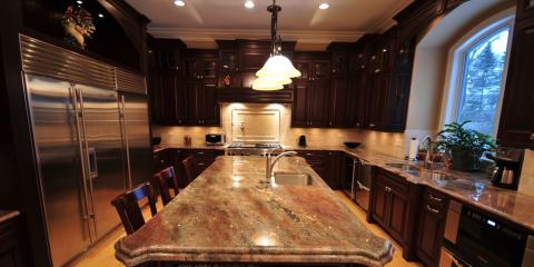 Custom Countertops: Granite, Marble, or Quartz?, Red Bank, New Jersey