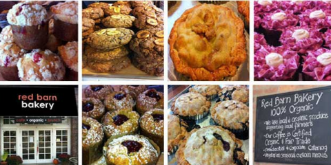 Enjoy Organic, Gluten-Free, and Vegan-Friendly Baked Goods From Red Barn Bakery & Ace Natural!, Queens, New York