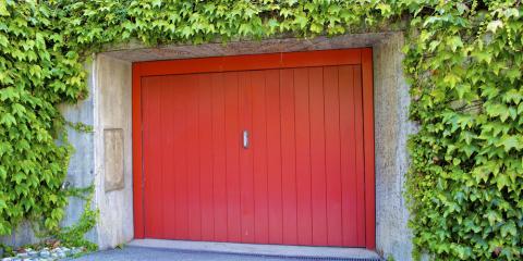 How to Select a New Garage Door, Wentzville, Missouri