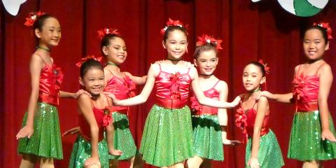 The St. Laurent School of Dance Continues Their Tradition of Bringing Holiday Joy to Oahu's Seniors, Honolulu, Hawaii