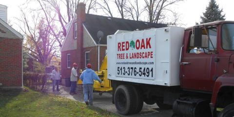 Increase Your Home's Curb Appeal With The Help of Red Oak Tree And Landscape, Colerain, Ohio