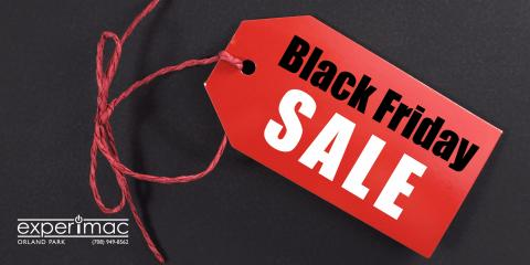 Red Tag Black Friday Specials at Experimac Orland Park, Orland Park, Illinois