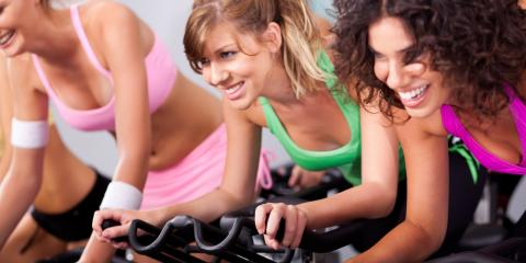The Importance of Controlling Your Heart Rate During Spin Class, Aventura, Florida