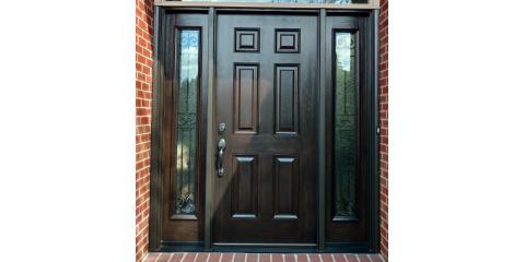 Front Door Friday for JFK Window and Door in Mason, Forest Park, Ohio