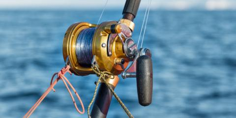 3 Little-Known Facts About Fishing Reels , Fairfield, Ohio