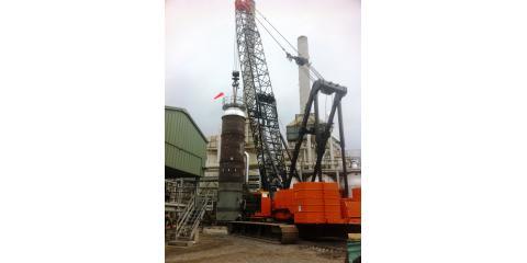 3 Alaskan Jobs That Require a Heavy Lift Crane, Anchorage, Alaska
