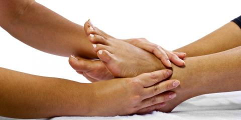 3 Ways Foot Reflexology Differs From Massage, Sea Girt, New Jersey