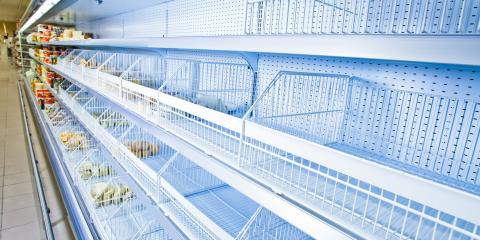 3 Hints to Help Organize a Commercial Freezer, Lexington-Fayette Central, Kentucky