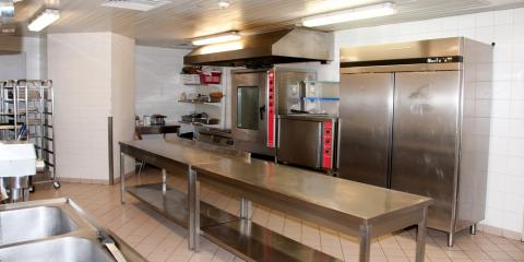Differences Between Commercial & Residential Refrigeration Equipment, Charlottesville, Virginia