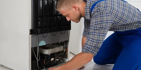 Refrigerator Repair Service Explains Reasons Why Your Fridge Isn't Cooling, Poughkeepsie, New York