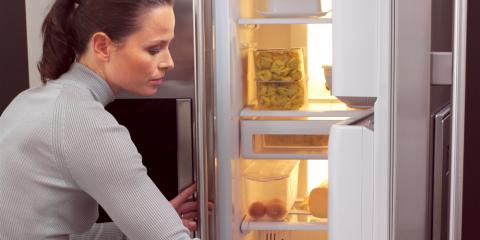 What Should You Do When the Refrigerator Won't Cool?, Covington, Kentucky
