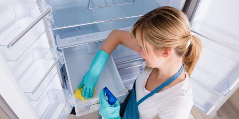 Why You Should Clean Out Your Refrigerator This Month, Elizabethtown, Kentucky