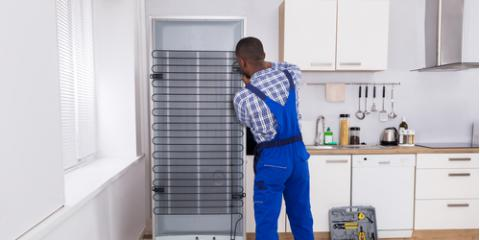 Reduce Refrigerator Repair Needs: How to Clean Condenser Coils , High Point, North Carolina