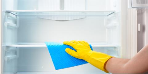 How & When You Should Clean Your Refrigerator, North Gates, New York