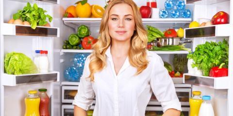 5 Steps to Keep Your Refrigerator Organized, Statesboro, Georgia