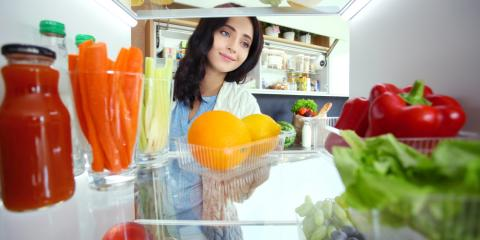 3 Essential Refrigerator Organizing Tips , Lincoln, Nebraska