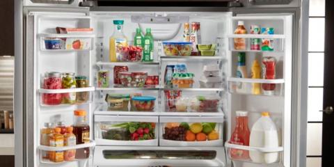 How to Organize Your Refrigerator, Sunray, Texas