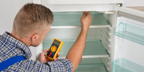 3 Most Common Refrigerator Repair Problems, Glastonbury Center, Connecticut