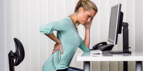 How Back Pain May Force You to Compensate in Life, Sheffield, Ohio