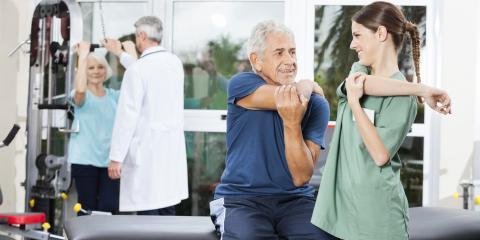 3 Benefits of Inpatient Rehab for Seniors, Frankfort, Ohio