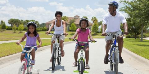 Let's Ride! Shop Family-Friendly Cycling Equipment at REI, Houston, Texas