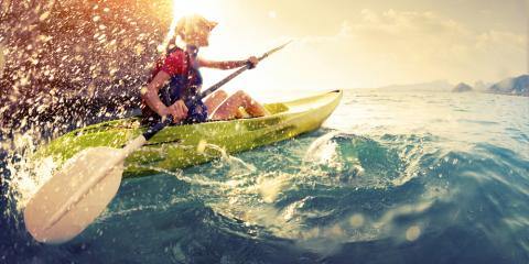 Make Waves With REI's New Watersports Collection, Manhattan, New York