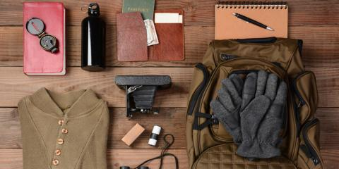 10 Items You Absolutely Need When Hiking or Camping, Clayton, Missouri