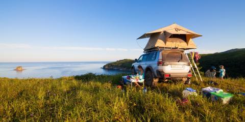 3 Crazy Tent Trends, Anchorage, Alaska