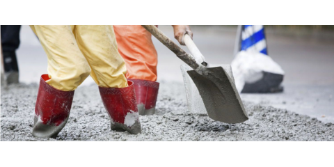 Laying Concrete in Cold Weather? Call Reis Concrete Products For Expert Assistance, Alexandria, Kentucky