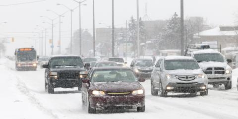 Greater Cincinnati's Leading Used Auto Parts Supplier Offers Winter Driving Safety Tips, Melbourne, Kentucky