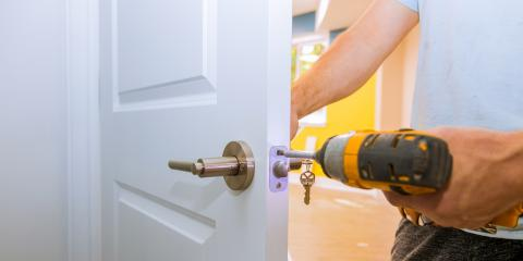 What's the Difference Between Rekeying and Replacing a Lock?, Winston-Salem, North Carolina