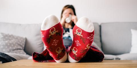Relax in your favorite reindeer stockings, Fenwick Island, Delaware