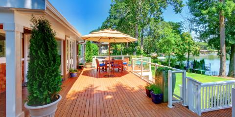 4 Reasons to Add a Deck to Your Home, Lehigh, Pennsylvania